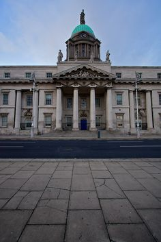 Custom House, Dublin, Ireland by Natalia Romay, via Flickr