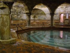 The Rudas Baths: One of (I think) two baths that were built by the Turks during their occupation of Budapest (the other being Kiraly). Women-only day is Tuesday; Saturdays and Sundays are open for both men and women. All other times are men-only.