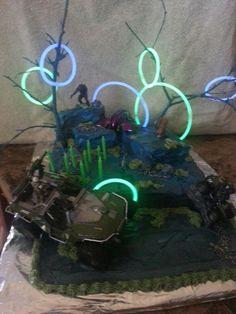 HALO CAKE                                                       …