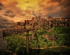 10 Fairy Tale Small Towns in Western Europe You Must Visit - Page 3    Cuenca, Spain