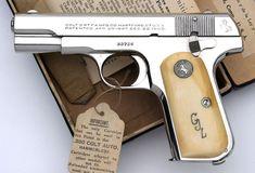 Colt Model 1908 Pocket Hammerless .380 ACP serial number 93754