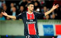 The Football News Network: Javier Pastore - On the move?