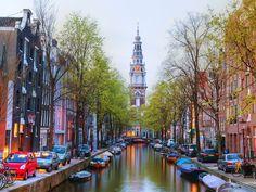13. Amsterdam, the Netherlands  #travel #destinations #lovetotravel #world #tourism #topdestinationsofworld #explore #places #beautifulplaces