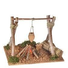 Resultado de imagen para belenes de europa Christmas Nativity Scene, Christmas Wood, Fairy Crafts, Diy And Crafts, Recycled Christmas Decorations, Twig Furniture, Kobold, Creation Deco, Popsicle Stick Crafts