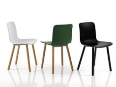 Dining chair: Hal wood
