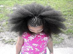 7 essential tips for natural hair. Via MsAfropolitan