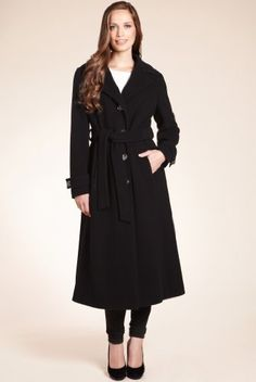 Bought a similar coat from France, never out of fashion.