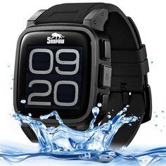 [$133.00] SNOPOW W1S Smart Watch Phone