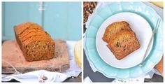 Banana bread cu ciocolata neagra Banana Bread, Desserts, Food, Sweets, Banana, Tailgate Desserts, Deserts, Essen, Postres