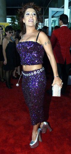 Pin for Later: This Is What the First Latin Grammy Awards Looked Like Alejandra Guzmán