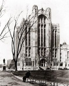 Detroit's Masonic Temple 1929  Saw Barbershop Quartet there when I was 14 or 15 years old.
