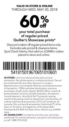 8 Best joannes images | Online coupons, Store coupons, Free