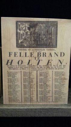 Brand in Holten