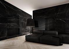 interior design of livingroom zone in villa, warsaw