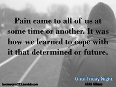 Until Friday Night by Abbi Glines (The Field Party Series)