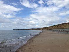 Beach in Kilkeel, County Down, Northern Ireland