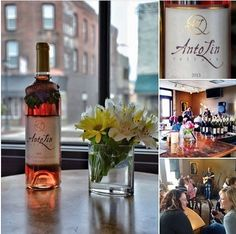 Come taste our Rose at our Downtown Yakima Tasting Room @AntoLinCellars