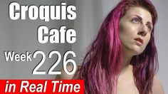 Croquis Cafe: Figure Drawing Resource No. 226