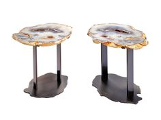 Brenda Houston Gemelli Side Tables