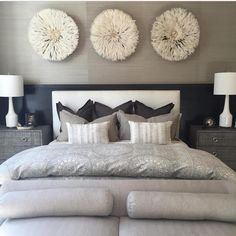 Bedroom inspiration by @insignia_design_group... - Interior Design Ideas, Interior Decor and Designs, Home Design Inspiration, Room Design Ideas, Interior Decorating, Furniture And Accessories