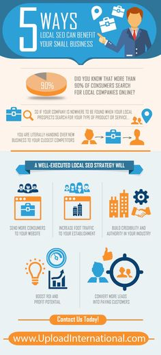 5 ways local seo can benefit your business info-graphic from http://uploadinternational.com/5-ways-local-seo-can-benefit-your-small-business/