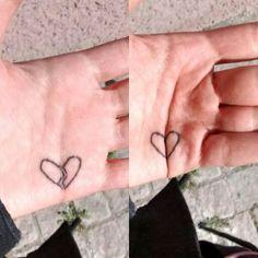 Mini simple tattoo