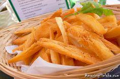 fried cassava - Google Search