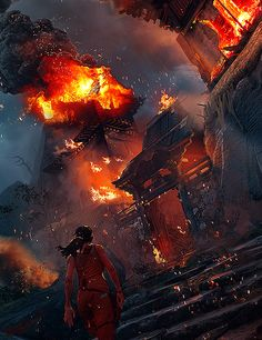 Tomb Raider (2013) Concept Art