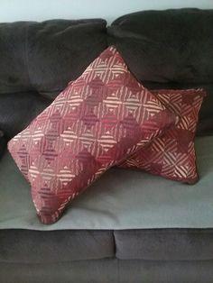 Cushions I made 2016.