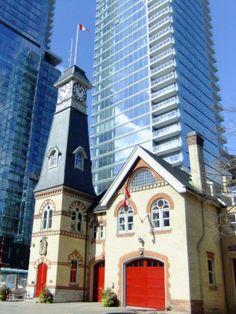#Yorkville Fire Hall 34 Yorkville Avenue Toronto Victoria Boscariol Chestnut Park Real Estate