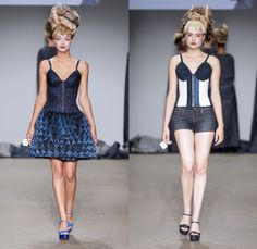 Armand Michiels 2014 Spring Summer Runway Collection - Amsterdam Fashion Week: Designer Denim Jeans Fashion: Season Collections, Runways, Lookbooks and Linesheets