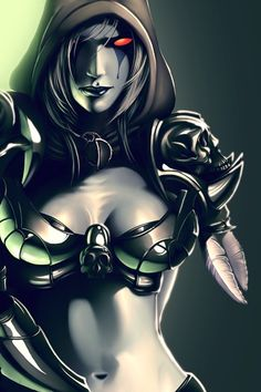 Characters of Wow / Warcraft - Sylvanas Windrunner #world_of_warcraft_pins #world_of_warcraft CLICK HERE AND DOWNLOAD THE BEST WOW ADDON EVER  www.world-of-warcraft-gold-addon.com