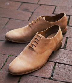 Shipley & Halmos Oxford shoe | SOLETOPIA