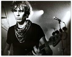 The Teardrop Explodes, Nowsoc at Bar 2, Sheffield University. Wednesday 7th November 1979.