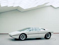 Blue-Green-Grey   drygoods: 1974 Lamborghini Bravo P114 Concept