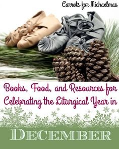 I thought it might be helpful for our family to have resources compiled for the month ahead so that we can plan in advance which special saints days we want to observe and I hope having them all in…