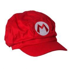 Boina Mario (Super Mario Bros) | Loja Quarto Geek