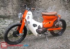 Honda C70, la moto mas vendida de la historia