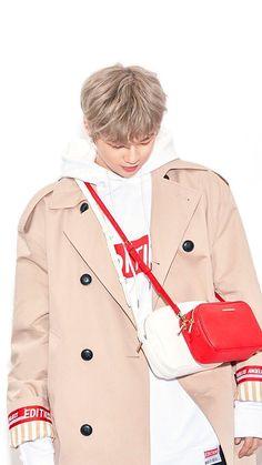LAP kr IG x Wanna One Kang Daniel Daniel K, Kim Jaehwan, Ha Sungwoon, Boyfriend Style, Seong, Korean Singer, Korean Fashion, Raincoat, Husband