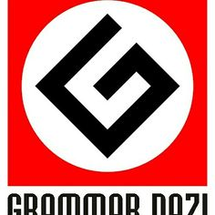 """How to kill a #grammarnazi? Just say """"didn't told"""". He/she will be dead even before you complete the sentence  #proudtobeagrammarnazi #grammarnazisunite #indianblogger"""
