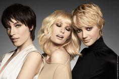 """Femme, Femme, Femme"" #franckprovost #collection #femme #paris #cheveux #hair #cut #girl #chic #glamour #parisienne #couleurprecieuse #balayage2ors #bruncashmere Collection Franck Provost"