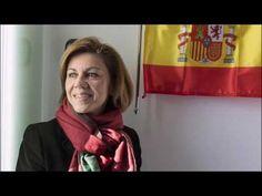 Dolores Cospedal Ministra Defensa asume  responsabilidad del PP frente l...