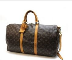 Louis Vuitton 'Keepall 50 Bandouliere'. $959.50