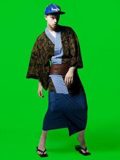 【画像 3/12】伊勢丹x東京10ブランドとのコラボ浴衣 ティザームービー独占公開の拡大写真