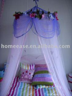 drape tule like purple here?