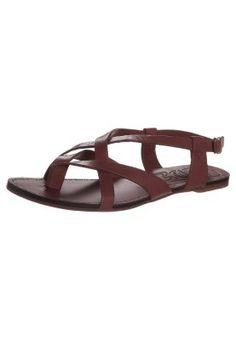 MICRO - Flip Flops - brun. Vagabond. Fra Zalando.no