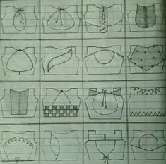 Best 12 Moda veztidos back is the open Deniz Read on to find out how you can easily sew a patch – SkillOfKing. Blouse Neck Patterns, Saree Blouse Neck Designs, Fancy Blouse Designs, Designer Blouse Patterns, Dress Neck Designs, Dress Patterns, Sari Blouse, Blouse Tutorial, Catsuit