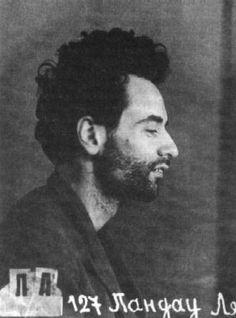 Лев Ландау Lev Landau