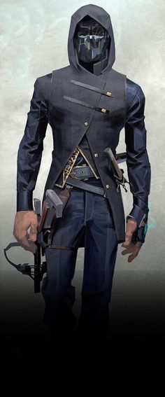 Corvo Dishonored 2