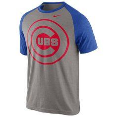 Chicago Cubs Big Play Raglan T-Shirt - MLB.com Shop